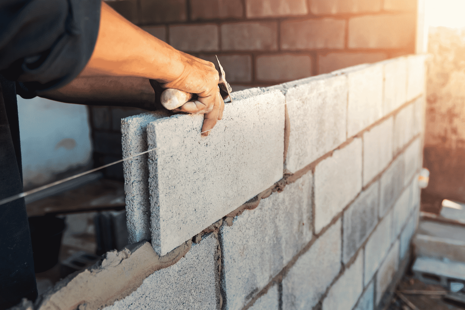 masonry and brick building foundations