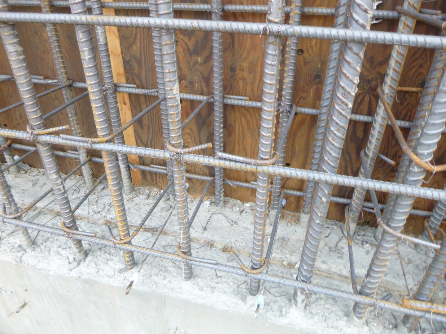 steel bars for building materials