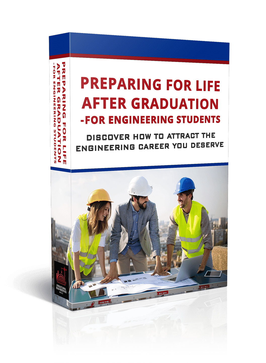 preparing for life after graduation for engineers course cover