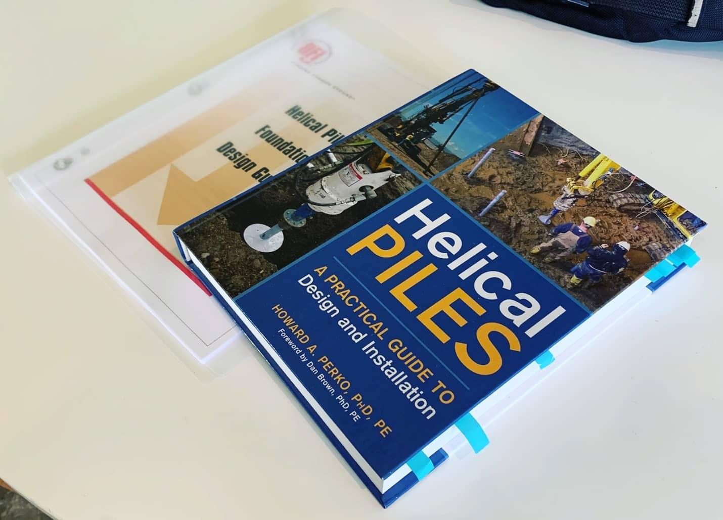 helical piles guidebook